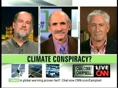 CNN covert climategate