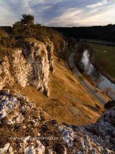 Fossiel koraalrif bij het Beierse Solnhofen uit de Jura: CO2 en temperatuur lagen hoger