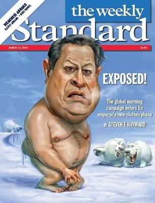Cover van de The Weekly Standard; March 15, 2010 · Vol. 15, No. 25