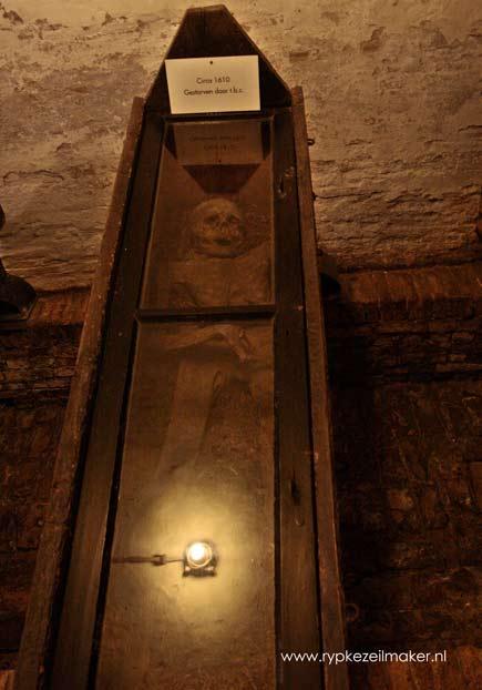 De waarde van TEEB voor natuurbescherming (mummie in Wiewert)