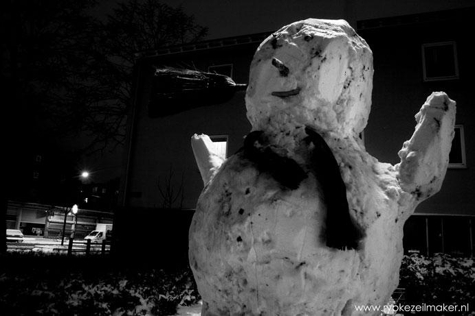 'Kinderen zullen straks nooit meer sneeuw zien': Anonieme klimaatactivist