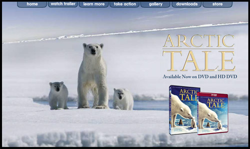 Arctic tale kl