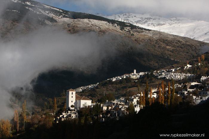 De Moorse dorpjes Bubion en Capilleira: aanrader en nu ook skigebied in Sierra Nevada