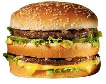 Typische klimaat'wetenschap':De consumptie van hamburgers in de wereld groeide, toen de temperatuur afgelopen eeuw steeg: dus groeit de consumptie door Global Warming
