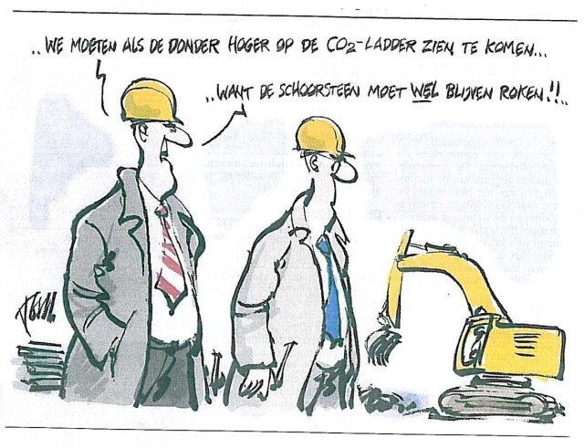 CO2-prestatieladder helpt het klimaat niet