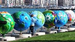 Cool Globes op de Westergasfabriek