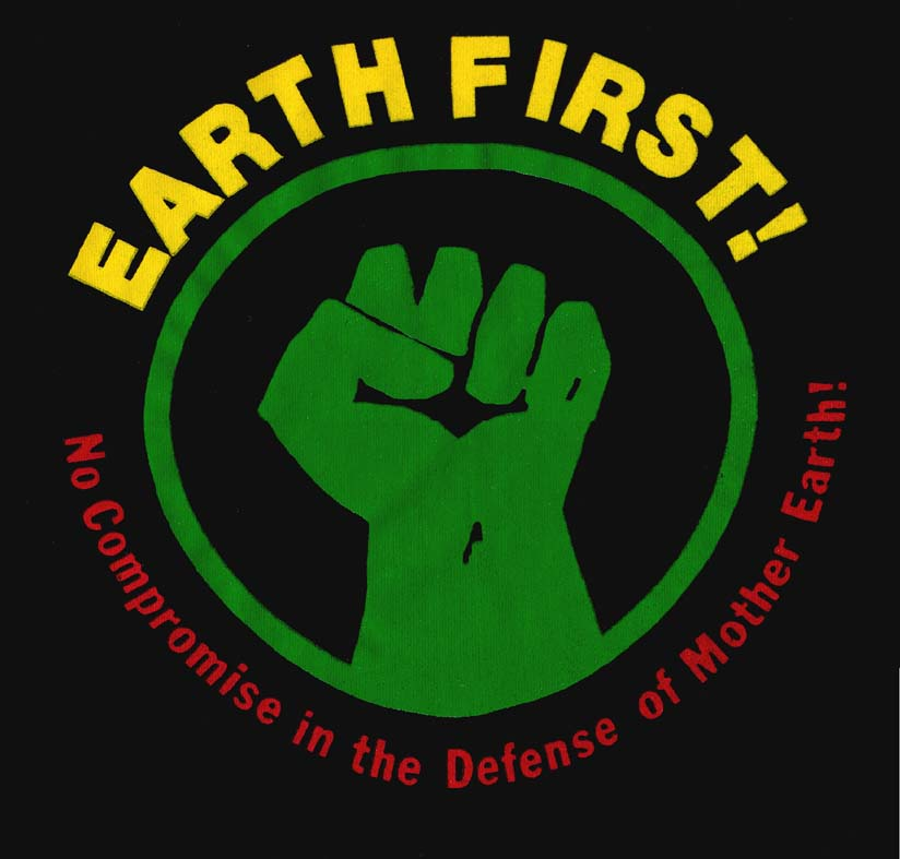 Slogans on Saving Mother Earth Save Mother Earth Earth First