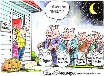 De systeembanken mogen niet omvallen
