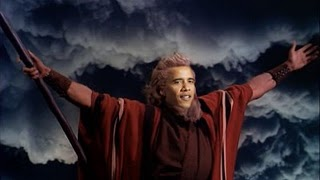 Obama_Moses_parting_red_sea
