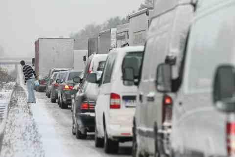 Lage CO2 uitstoot, meer sneeuw!