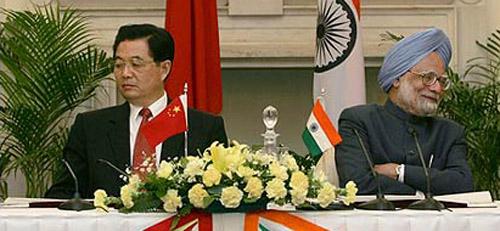 Gezamenlijke opstelling China en India vastgelegd vóór Kopenhagen