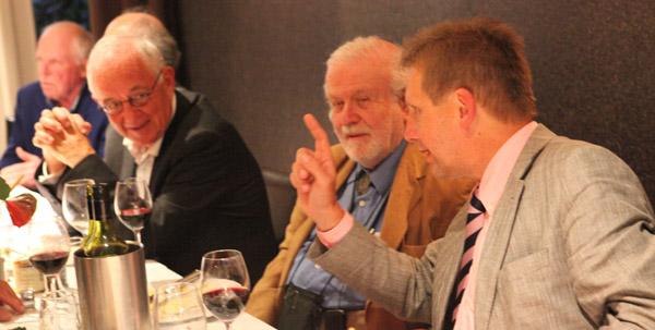 Sybren Drijfhout legt nog één keer het klimaat uit aan Gerbrand Komen en Fred Singer
