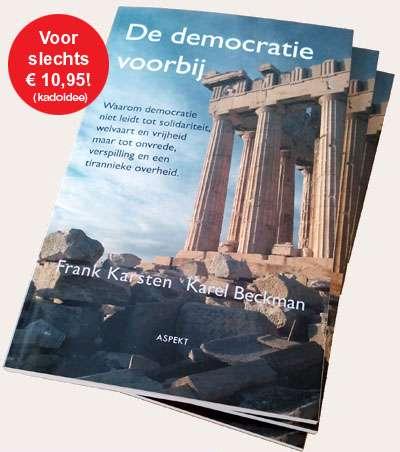 democratievoorbij