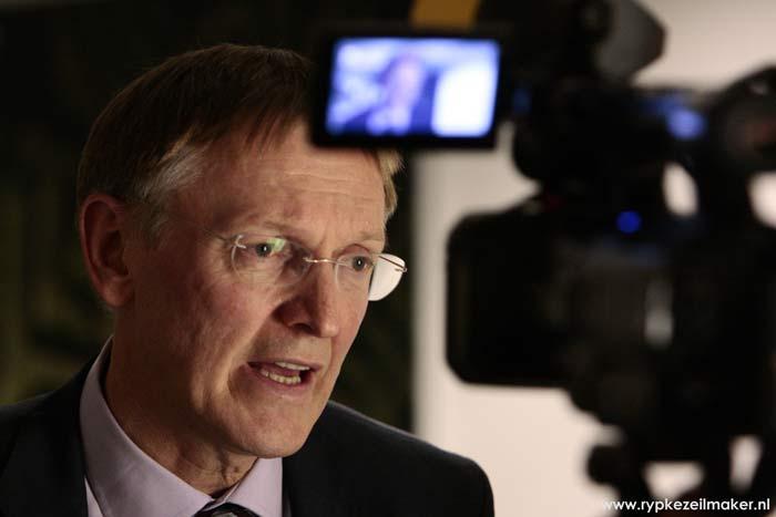 Milieucommissaris Janez Potocnik afgelopen donderdag in Brussel