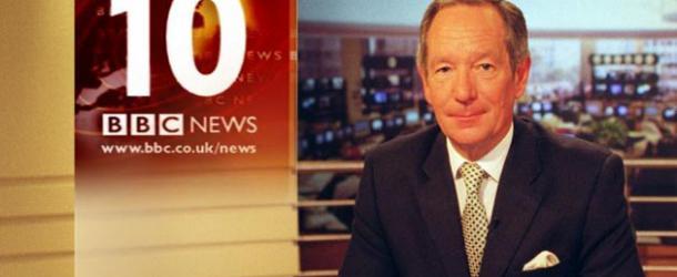 Michael Buerk (BBC) is de eenzijdige voorlichting beu