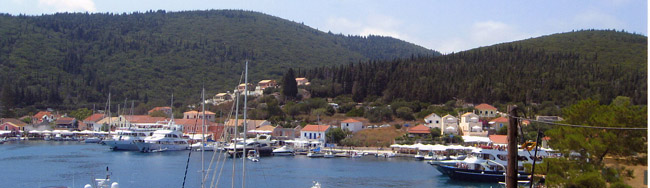 Harbour of Ithaka, Fiscardo
