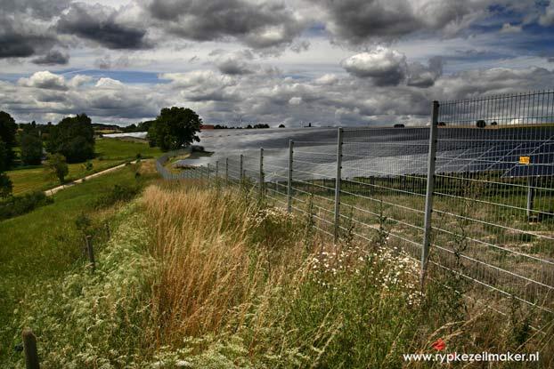'groene' energie: als de EU de energiebehoefte met biobrandstof wil dekken, is het volledige Europese oppervlak aan land nodig