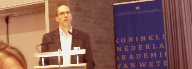 Bart Verheggen (PBL, ECN) aan het woord over klimaatbloggen