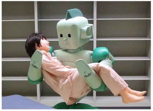 Er wordt hard gewerkt aan Robo-nurse