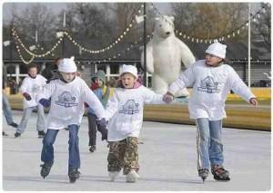 ijsbeer ideaal voor ronselen kinderdonateurs, maar slecht gekozen als klimaatmascotte
