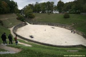 Trier met Romeins Amfitheater