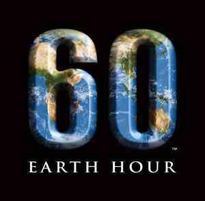 Het WNF viert ieder jaar earth hour met een mondiale blackout