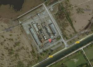 Op het voormalig terrein van cfk-producent Honeywell aan de Kempenweg wil van Nikkelen een biocampus met een bio-energiecentrale en een laboratorium bouwen.