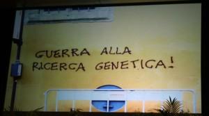 Greenpeace en haar youthfull/usefull idiots zijn ook in Italie actief