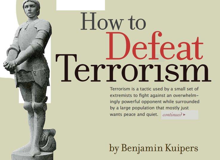 DefeatTerrorism