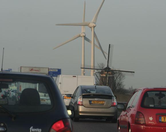 Meer turbines, ruimte zat en windmolens waren in de 17de eeuw reuze innovatief
