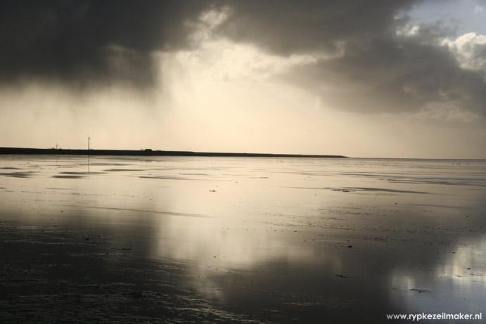 Waddenzee met weldadige visserijloze horizon