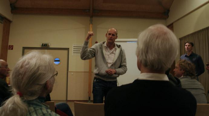 Wees Grijs met de Waddenzee: ledenvergadering Waddenvereniging met Berkhuysen