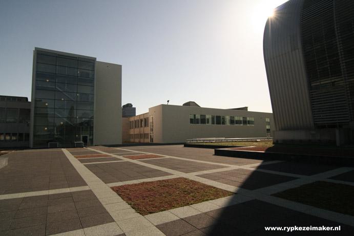 Campus van natuuradviesclubs in Nijmegen
