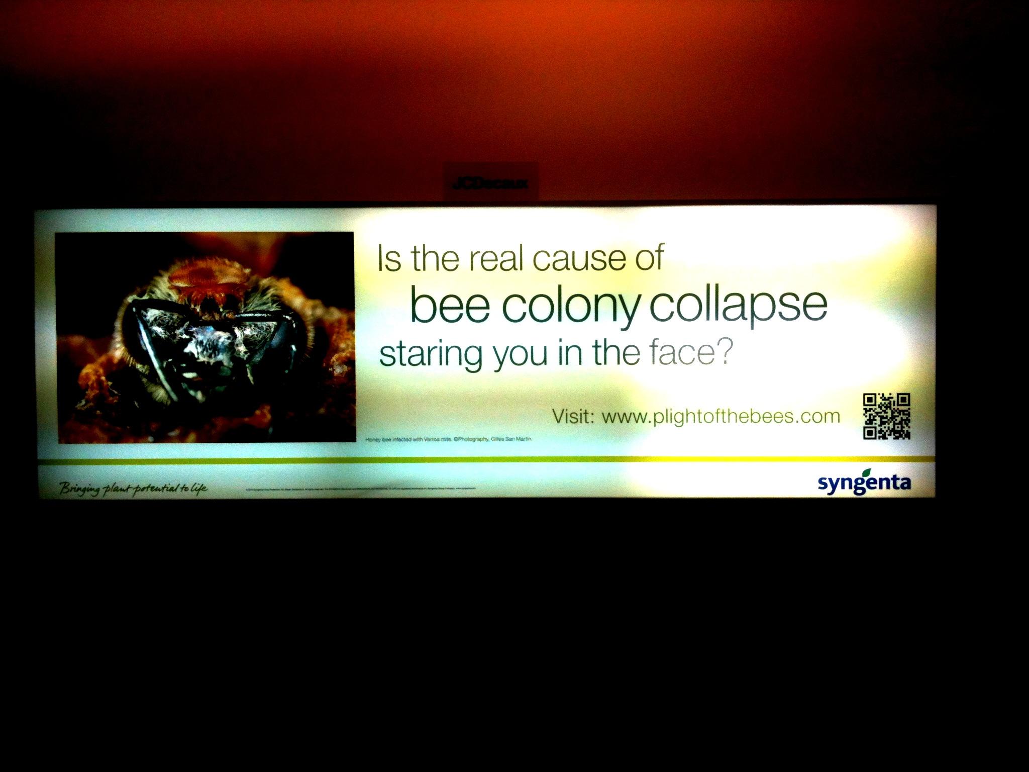 Advertentie luchthaven Zaventem