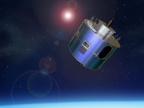 Meteosat_Geostasjonær_satellitt