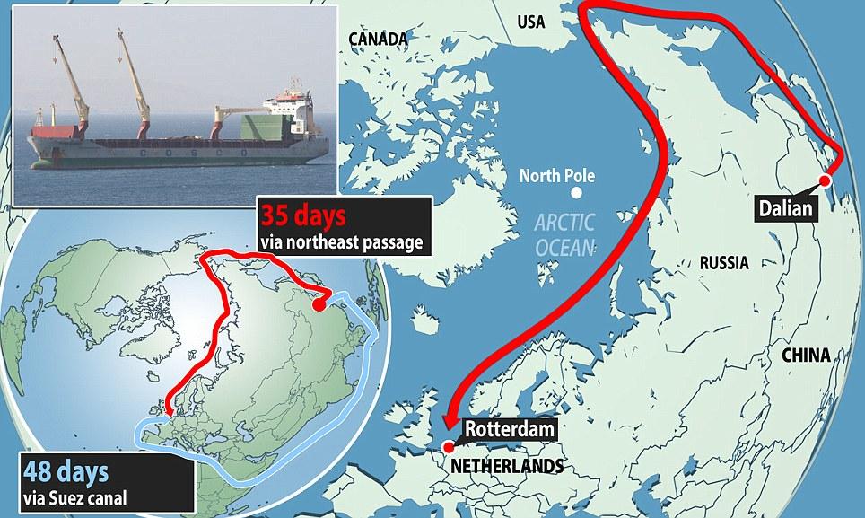 Maslowski Countdown Naar Ijsvrije Noordpool Begonnen