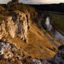 Fossiel koraalrif in Beieren, ontstaan bij 2000 ppm CO2. Nu zou (bij 400 ppm) alle koraal uitsterven. Leg dat eens uit...