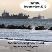 Bodemberoering Maasvlakte op voorkant Bodemwijzer SWNM