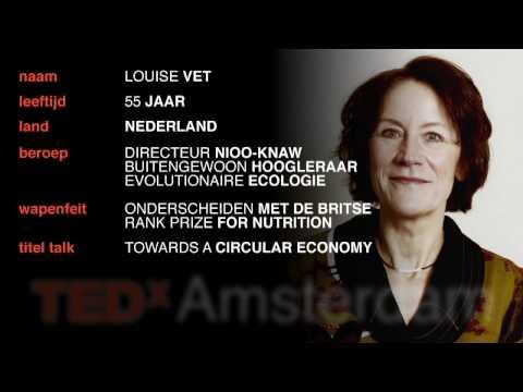 Louise redt de aarde met politieke variant ecologie, Vet Cool!