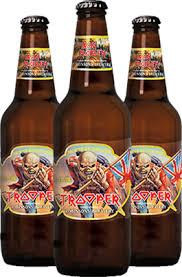 Er is zelfs Iron Maiden bier: de grondstoffen voor bier raken niet op, al drinken we het nog zo veel