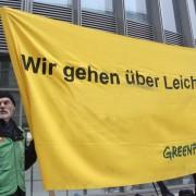 Volgens één van de oprichters van Greenpeace, Patrick Moore begaat Greenpeace nu misdaden tegen de menselijkheid