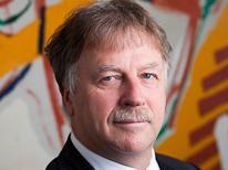 Bert de Vries, plv directeur generaal Energie en directeur Energie en Duurzaamheid