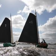 Windenergie kan ook mooi, sportief en nuttig zijn....