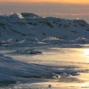 Het is nog steeds even onherbergzaam en koud op de Noordpool