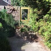 Mijn achtertuin werd even tv studio na onderzoekje WNF