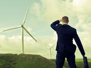 Ambtenaren leven in een parallel universum waar turbines fossiel vermogen kunnen vervangen...
