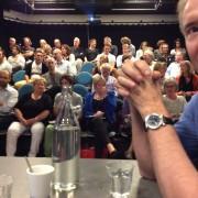 Het publiek in Het Huis Utrecht