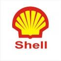 Shell Logo op onze Lego-tankauto. Veruit het meest coole logo van oliemaatschappijen