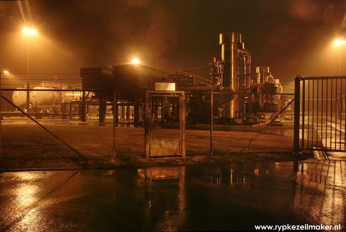 Pure technologische schoonheid en welvaart: aardgas uit eigen bodem