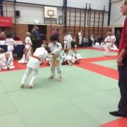 Hiervoor vecht ik: mijn kleine mannetje moest judoen, ik wens hem een minder corrupte wereld toe